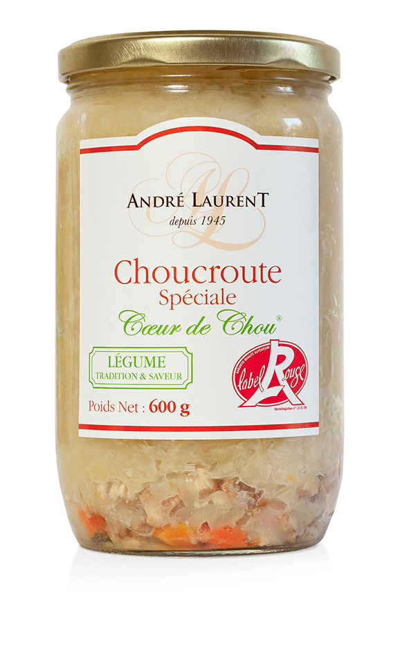 Choucroute Spéciale Cœur De Chou
