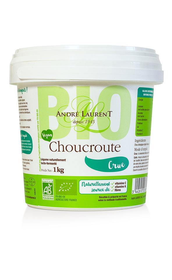 Choucroute Crue Bio (Seau)